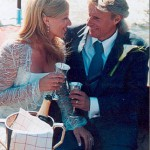 Björn och Patricia Borg