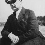 Ivar Kreuger ombord på Loris 1915.